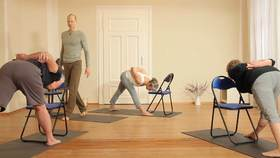 Yoga Video Ashtanga Yoga für Untrainierte und Senioren