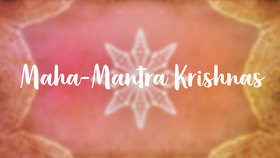 Yoga Video Maha-Mantra Krishnas (Hare-Krishna-Mantra)