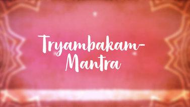 Yoga Video Tryambakam-Mantra: Das große, den Tod besiegende Mantra