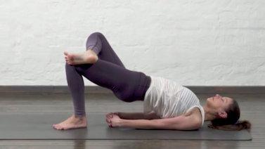 Yoga Video Eine herzerwärmende Sequenz: Das Ruder in die Hand nehmen