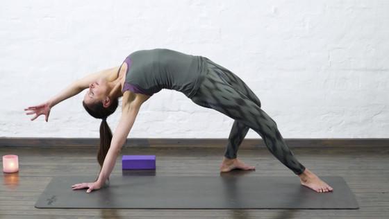 Yoga Video Udana Vayu: Dein Selbst zum Ausdruck bringen