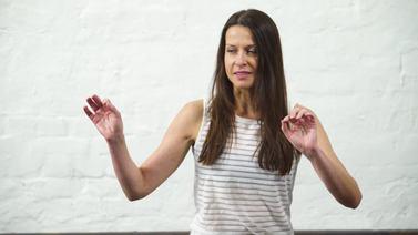 Yoga Video Veronika über Selbstliebe: Du bist wertvoll