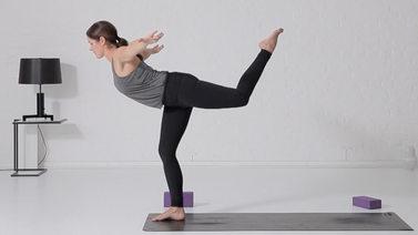 Yoga Video Rückbeugen: Starker Rücken, weiches Herz