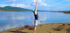 Sonnengrüße A & B (Basic-Form) im Ashtanga Yoga