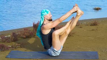 Yoga Video Letztes Drittel 2. Serie Ashtanga Yoga (Teil 3 von 3)