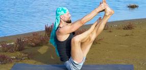 Letztes Drittel 2. Serie Ashtanga Yoga (Teil 3 von 3)