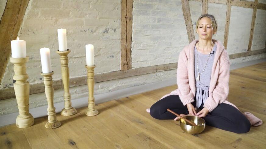 Yoga Video Meditation: Become who you are – die Essenz des Seins