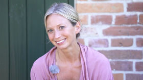 Yoga Video Interview mit Sandra von Zabiensky