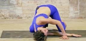 Afterwork Yin Yoga für Schulter und Nacken