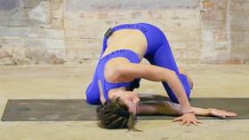 Yoga Video Afterwork Yin Yoga für Schulter und Nacken