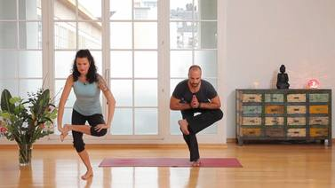 Yoga Video Balance Flow mit Irina