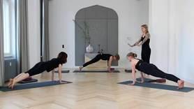 Yoga Video Kurz und Knackig: Kraft und Flexibilität