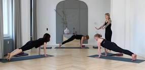 Kurz und Knackig: Kraft und Flexibilität