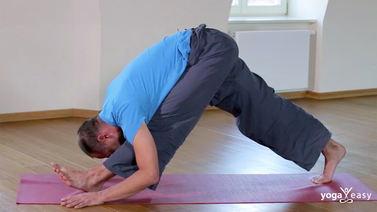 Yoga Video Schaffe Raum für die Ruhe am Abend