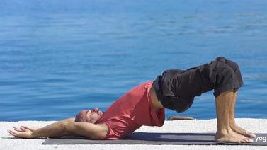 Yoga Video Gute Nacht Flow – Beende deinen Tag in Frieden