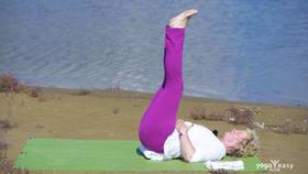 Yoga Video Beruhige dein Nervensystem vor dem Schlafengehen