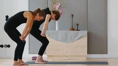 Yoga Video Yoga für Bauch, Beine, Po