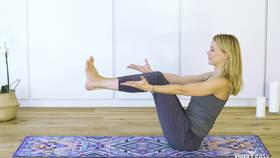 Yoga Video Tutorial: Das Boot – Navasana