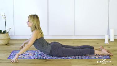 Yoga Video Tutorial: Kobra - Bhujangasana