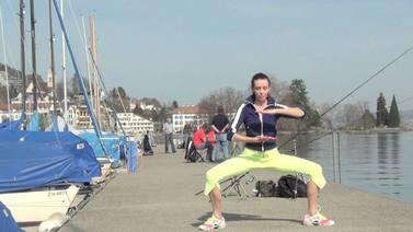 Yoga Video Die kleine Yogapause gegen Stress