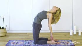 Yoga Video Tutorial: Das Kamel - Ustrasana