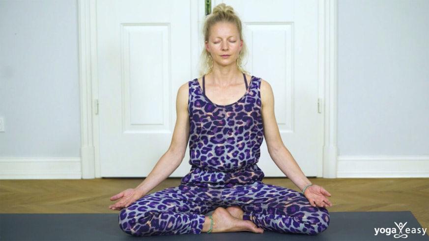 Yoga Video Meditation: Herz-Licht-Reise