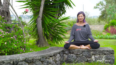 Yoga Video Atemmeditation: Surya Chandra Pranayama