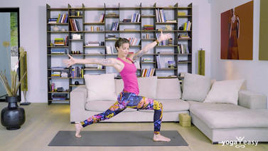 Yoga Video Back to Balance: Twists und Armbalancen