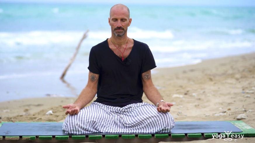 Yoga Video Meditation: Achtsames Loslassen