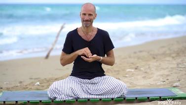 Yoga Video Meditationsübung für einen Neustart