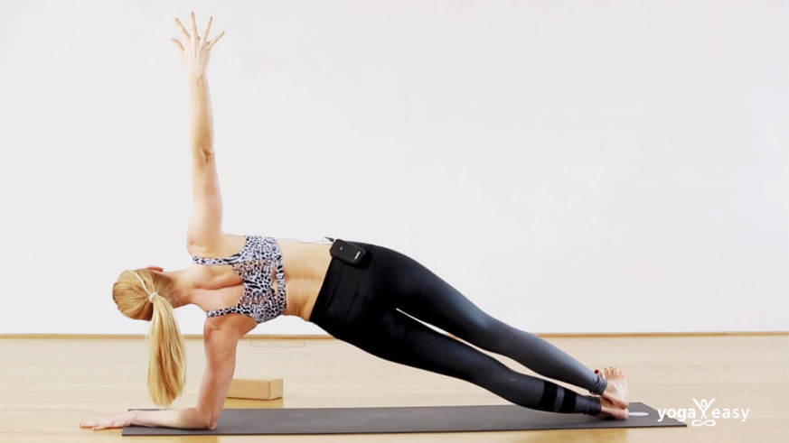 Yoga Video Core Yoga für eine starke Mitte