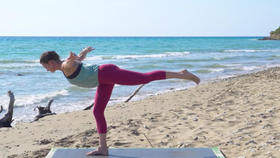 Yoga Video Yoga-Flow: Find your roots