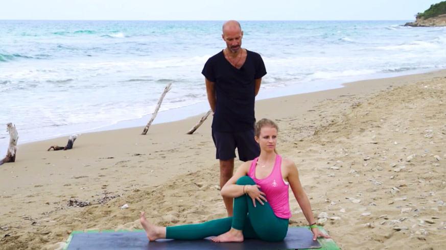 Yoga Video Sanftes Loslassen für neue Wege