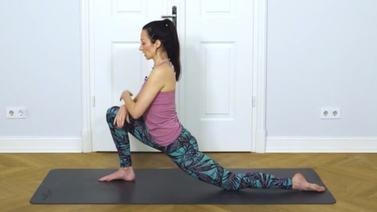 Yoga Video Tutorial: Isabels Lieblingsasanas für den Rücken