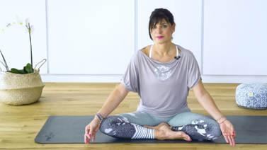 Yoga Video Tiefe Entspannungsreise für mehr Dankbarkeit