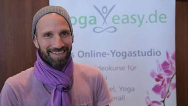 Yoga Video Yoga Conference 2013: Petros Haffenrichter-Interview