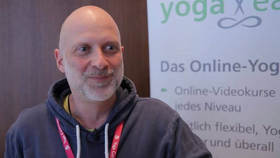 Yoga Video Yoga Conference 2013: Frank Schuler-Interview