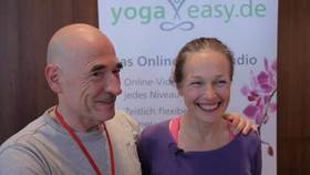 Yoga Video Yoga Conference 2013: Lalla und Vilas-Interview