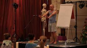 Yoga Video Yoga Conference 2013: Richard Hackenberg-Interview