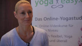 Yoga Video Yoga Conference 2013: Patricia Thielemann-Interview