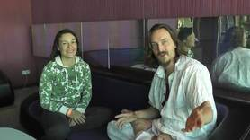 Yoga Video Yoga Conference 2011: Dechen Thurman-Interview