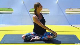 Yoga Video Entspanne deine Augen – Yoga für die Sinne