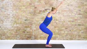 Yoga Video Herzöffnende Sommerfit-Sequenz