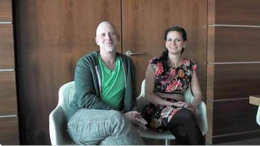 Yoga Video Yoga Conference 2011: Nicole Bongartz und Frank Schuler