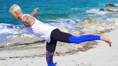 Yoga Video Kraftvoller Spirit Yoga Flow für mehr Ausgeglichenheit