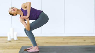 Yoga Video Die Macht der Mitte – Yoga für mehr Zentrierung