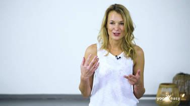 """Yoga Video Interview: Annika Isterling über """"Wohlsein"""""""
