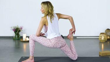 Yoga Video Yoga zum Glücklichsein