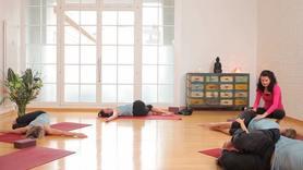Yoga Video Ruhige Praxis für den Abend