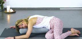 Yoga zur Entschleunigung